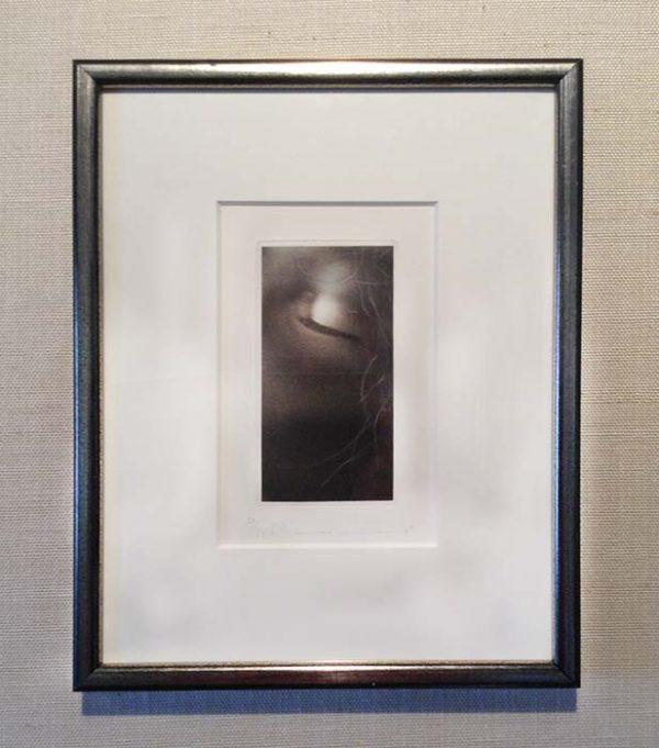 Mikio Watanabe framed print Memoire