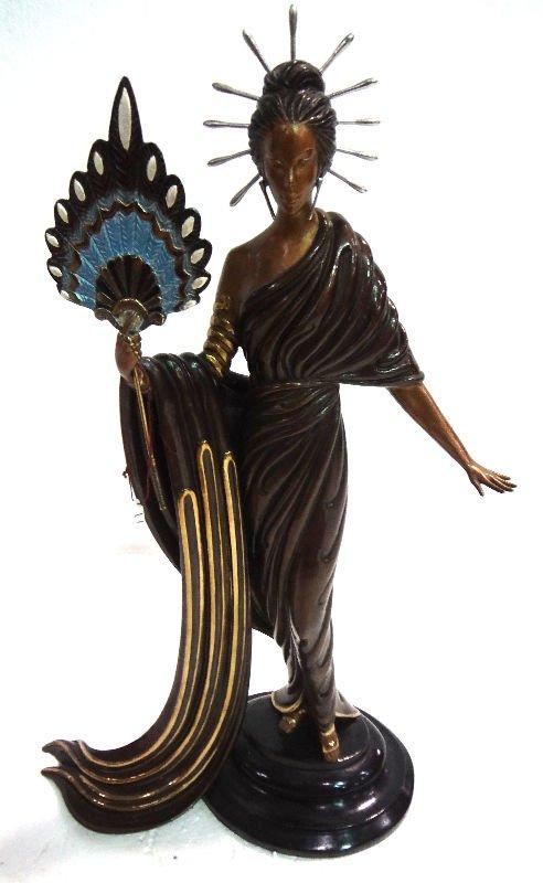Erte - Aphrodite Sculpture bronze