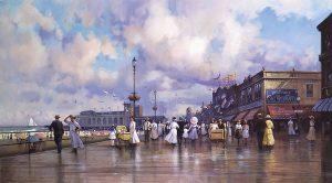 Paul Landry - Boardwalk Promenade