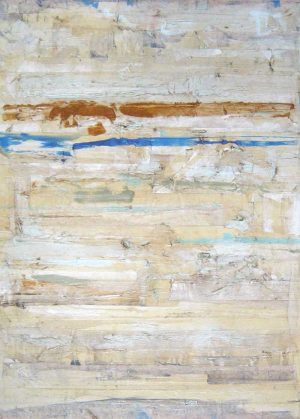 Peter Kuttner abstract painting