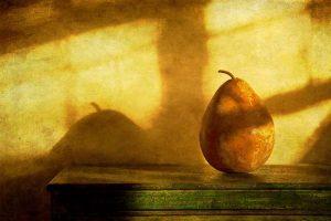 Stephen Rostler - Morning Light In Tubac (16x24 photograph)