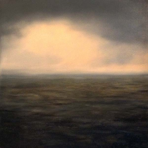Suzanne Clifford Clark Contemporary seascape oil painting