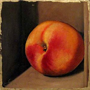 Jeanette Staley - Peach in a box