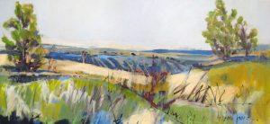 Angela Maritz landscape painting