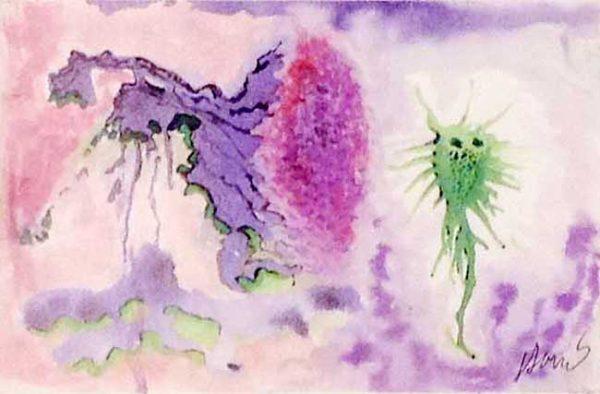 Jerry Garcia - Sea Anemone