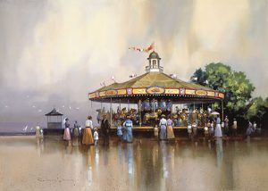 Paul Landry - Seaside Carousel