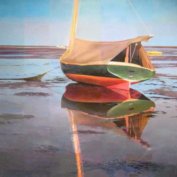 Robert Bolster oil painting on canvas Star of the Sea