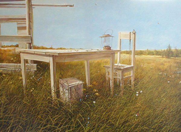 Summer (36x48 oil on canvas)