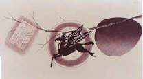 James Rosenquist - Spring Cheer State 2 (34x40 etching on paper)