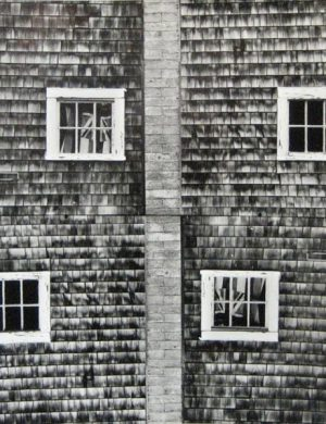 Peter Dreyer - Edgartown Shed #1 (14x11 photograph)