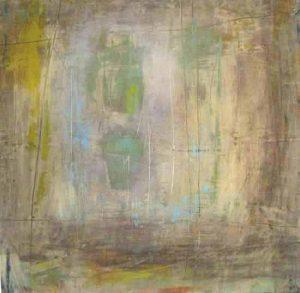 Garmonia (20x20 oil on paper)