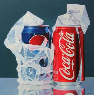 Soda (48x48 oil on canvas)
