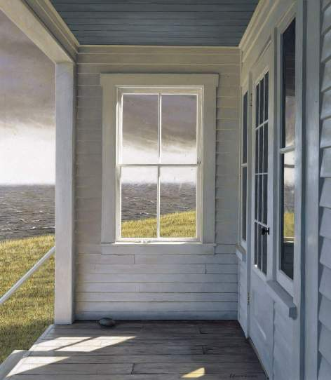 Edward Gordon - Tempest (giclee on canvas or paper)