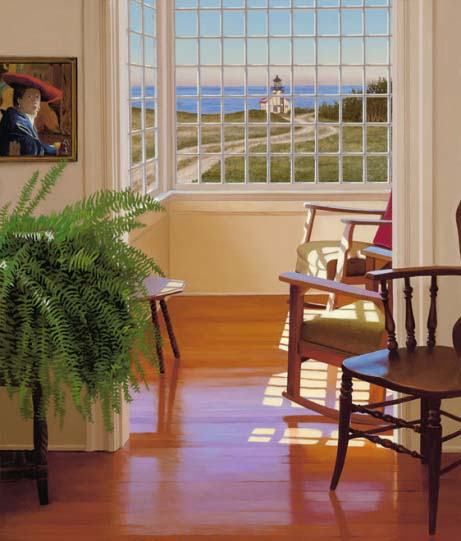 Edward Gordon - Point Cabrillo (giclee on canvas or paper)