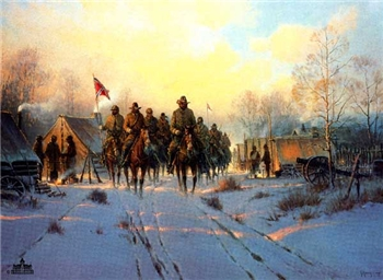 G Harvey - Jackson's Winter Campaign