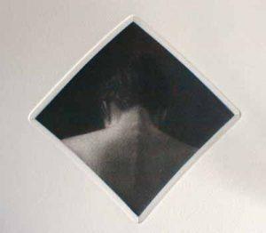 Mikio Watanabe - Voeux (3x3 mezzotint on paper)