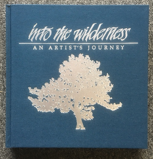 Stephen Lyman Book Into the Wilderness