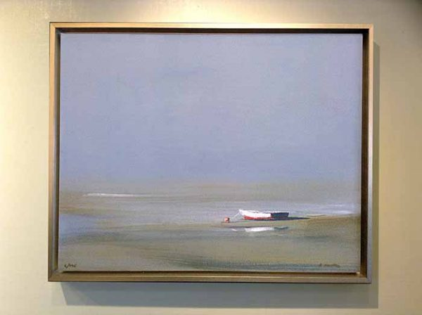 Anne Packard framed giclee Morning Light