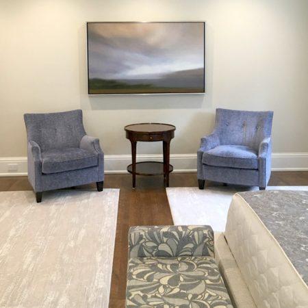 Soft & Tranquil Lavender Sets the Bedroom Mood